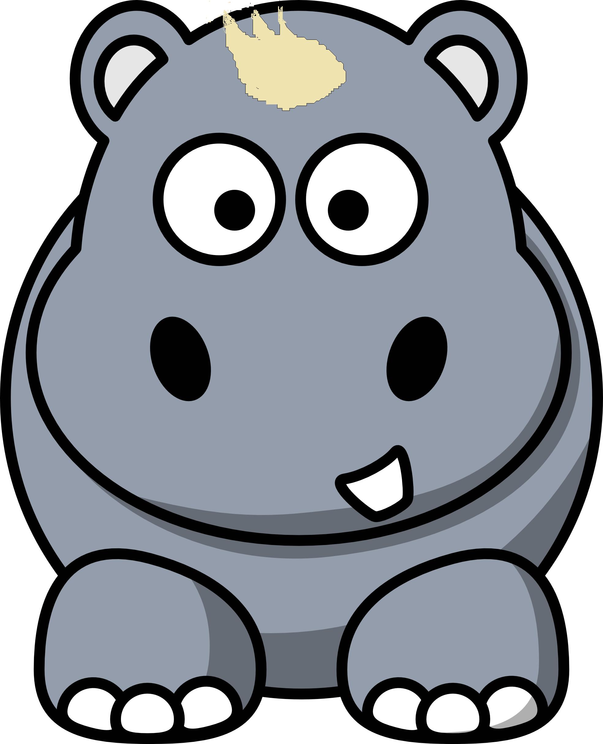 vegan hippopotamus