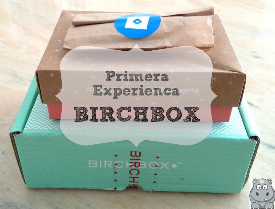 primera caja birchbox