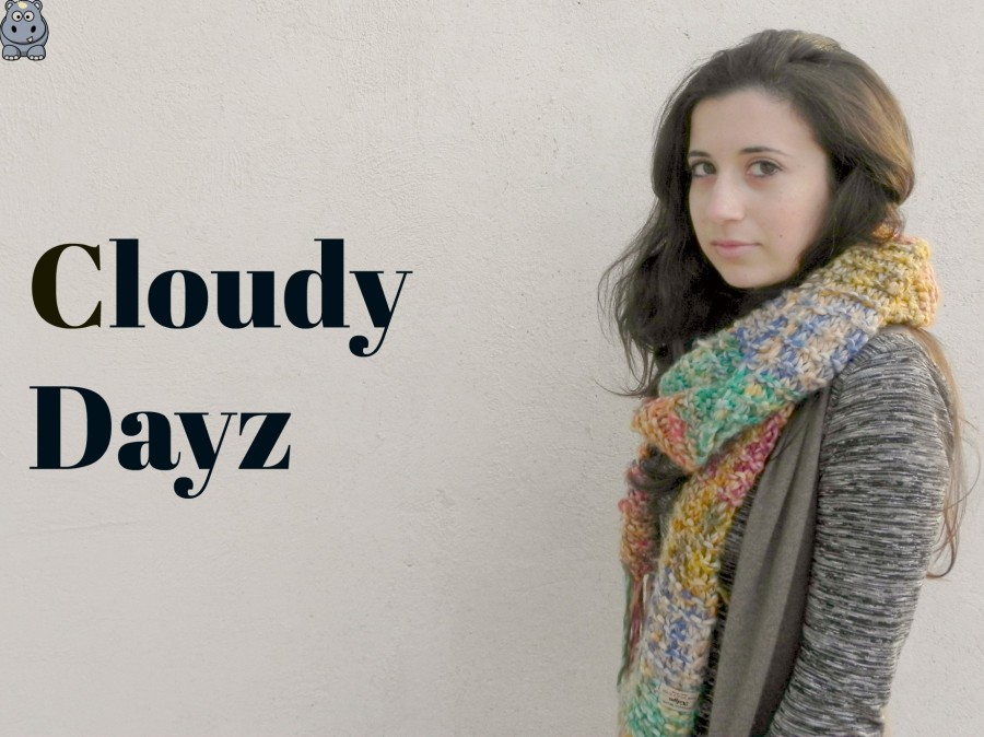 cloudy look