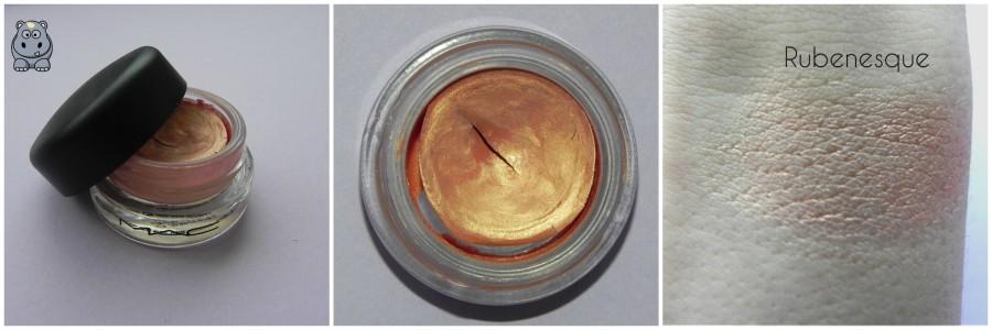 Sombra en crema Rubenesque MAC Cosmetics
