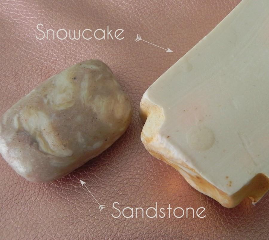 Lush Snowcake Sandstone