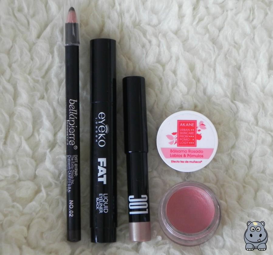 Maquillaje Birchbox